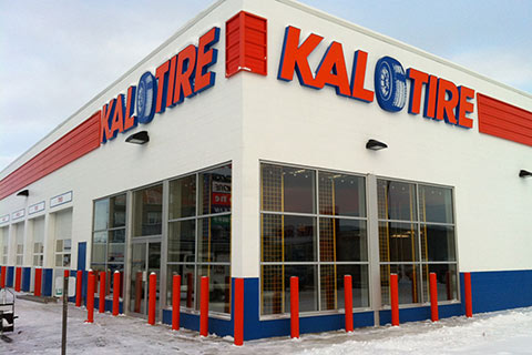 Kal Tire Clareview